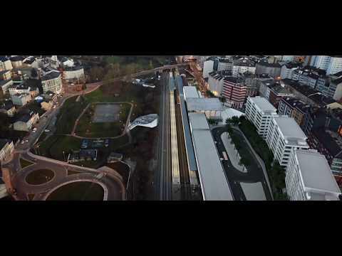 Vídeo de presentación de la futura estación intermodal de Lugo