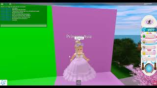 Roblox Royale High / Welcome to my Channel! / Asia Roblox