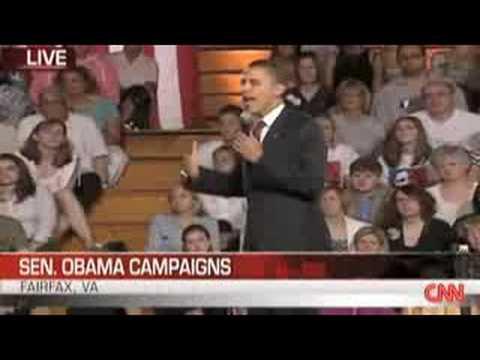 Obama on telecom immunity