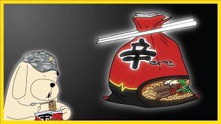 【밥먹고합시다】 뽀글뽀글 뽀글이 라면먹방 /Poguri…