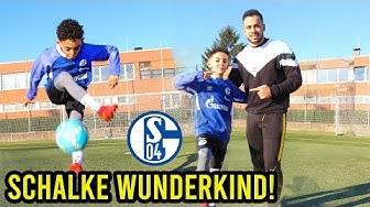 10 jähriges Schalke Juwel zeigt uns seine Skills!