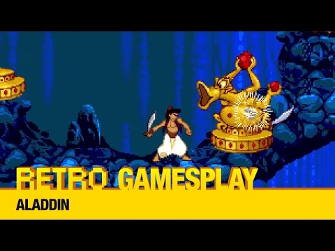 Retro GamesPlay: Aladdin