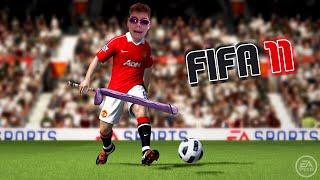 PLAYING FIFA 11