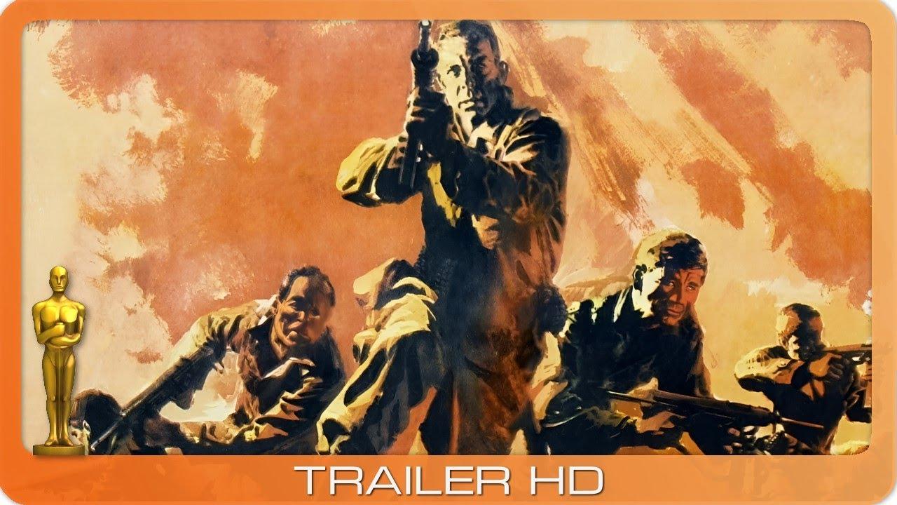 Das dreckige Dutzend ≣ 1967 ≣ Trailer