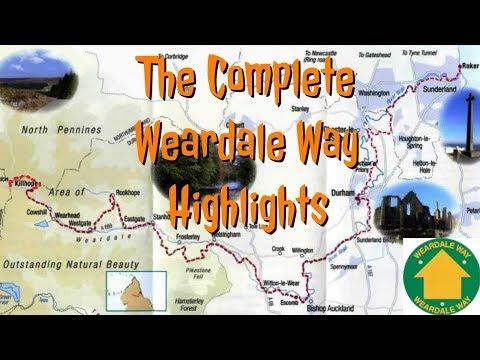 The Complete Weardale Way