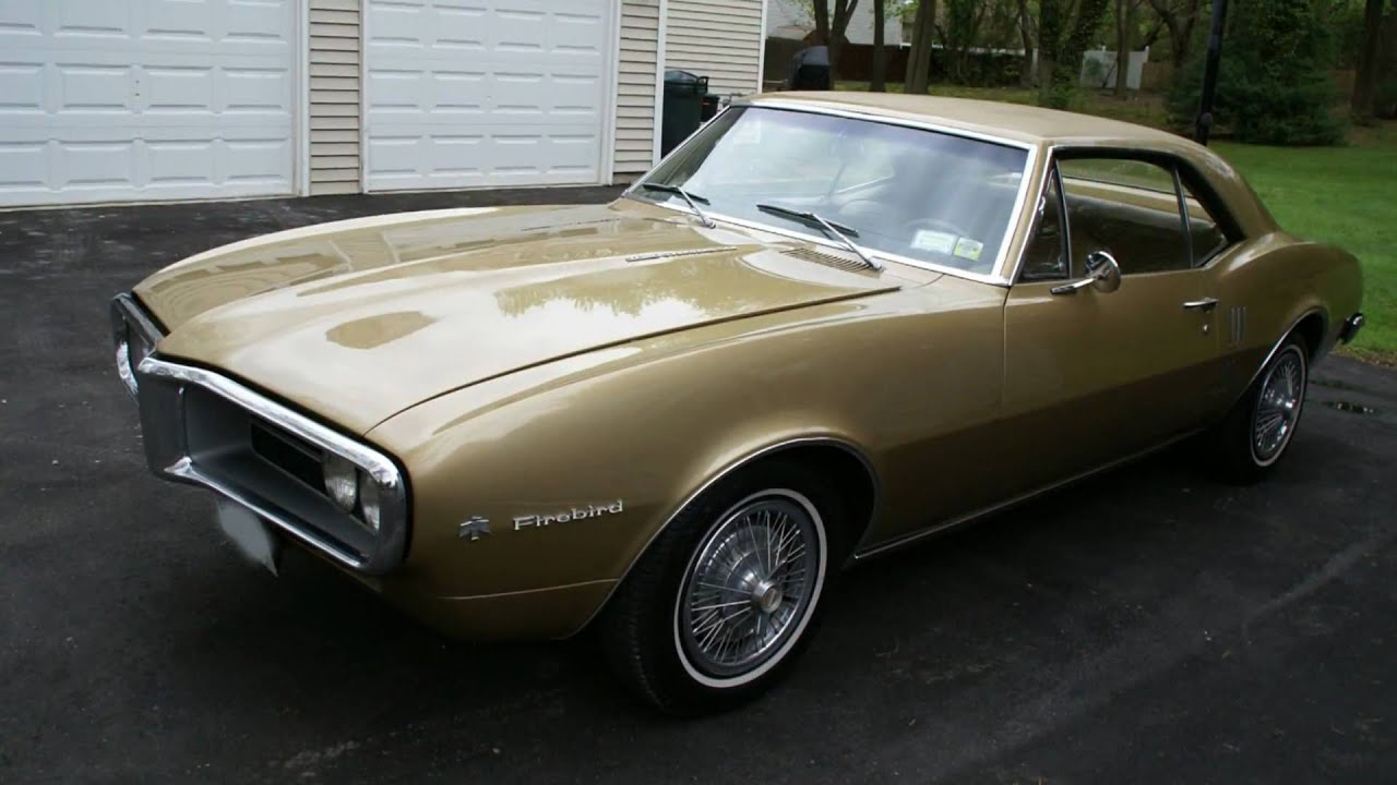 Sprint Car Wallpapers Free 1967 Pontiac Firebird For Sale Youtube