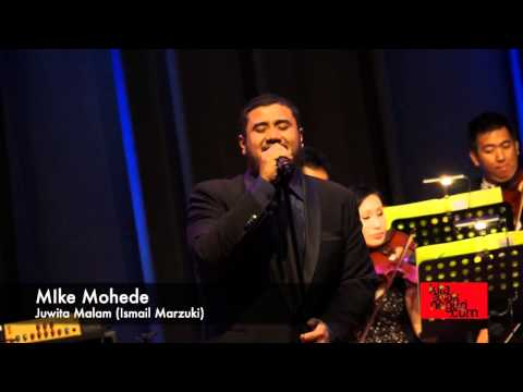 MIke Mohede - Juwita Malam Classic meets Jazz 2014