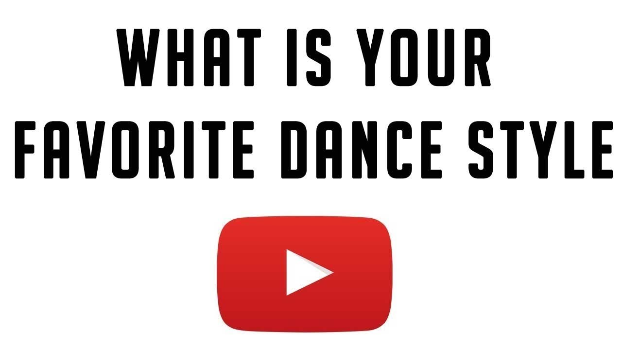 Image result for favourite dance style