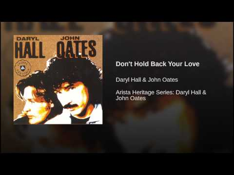Don't Hold Back Your Love