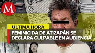 Vinculan a proceso a presunto feminicida serial de Atizapán