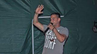 Mc Pita Ramos - A hangom a szívem neked dobban - Bárdudvarnok Falunap 2017
