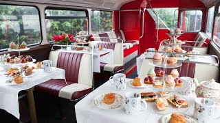 The Afternoon Tea Bus Tour: London