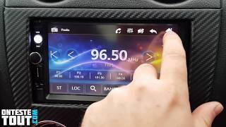 😍 BON PLAN 😍 Autoradio GPS Bluetooth MP3 Vidéo Photo + caméra recul 65€ 👍