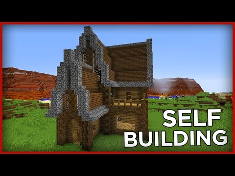 Build this house in 40 seconds! AUTOMATICALLY!