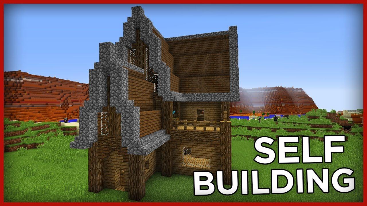 Command Block House Minecraft 1 15 Cimap