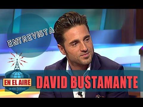 Buenafuente entrevista a David Bustamante - En el aire