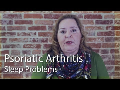 Tips to Manage Sleep Related Issues in Psoriatic Arthritis
