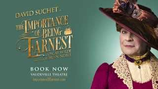 David Suchet In The Importance Of Being Earnest - Teaser Trailer