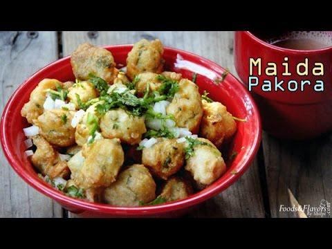 Maida pakoda recipe hindi easy veg food maida pakoda recipe hindi easy veg food recipessnacks recipes ideas to make at home forumfinder Image collections