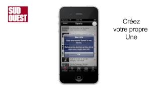 Pub SUD OUEST application iPhone Thumbnail