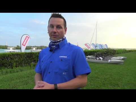 Hobie Kayak built for Lowrance electronics