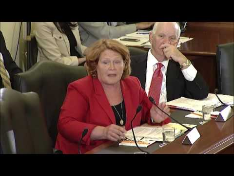At Senate Committee Hearing, Heitkamp Voices Concerns about Federal Overtime Rule