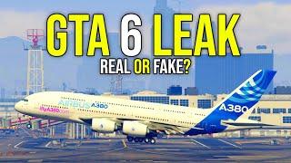 Neuer GTA 6 Leak zeigt Bild vom Flughafen!?