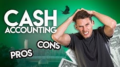 Cash Accounting BASICS: the PROS and CONS of the Cash Basis