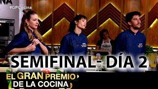 El gran premio de la cocina - Programa 20/10/21 - SEGUNDO DÍA DE SEMIFINAL