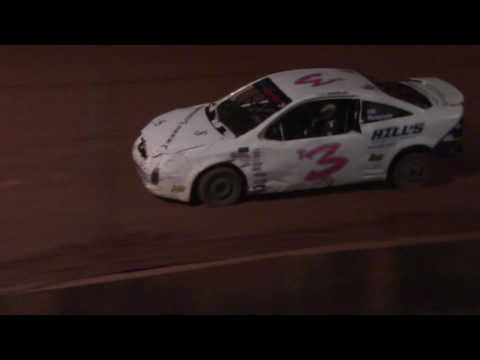Laurens County Speedway Nationals - FWD - Heats & Main - 10.1.16