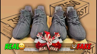VRAI VS FAUSSE ADIDAS YEEZY BOOST 350 V2