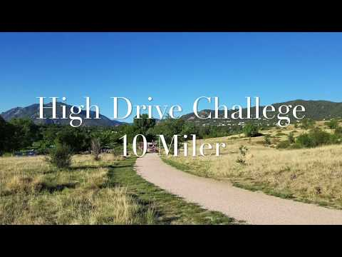 High Drive Challenge 10 Miler - Trail Running - Mad Moose Events