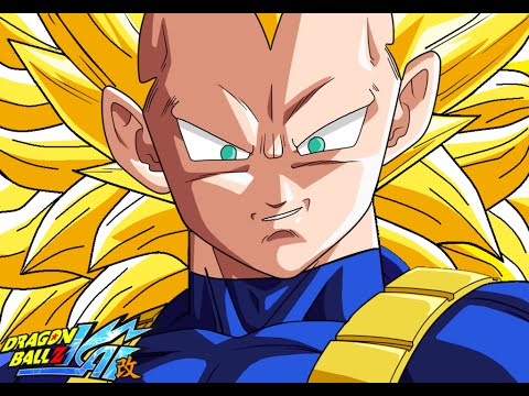 Vegeta SSJ3 Battle of Gods /DBZ - 54.6KB