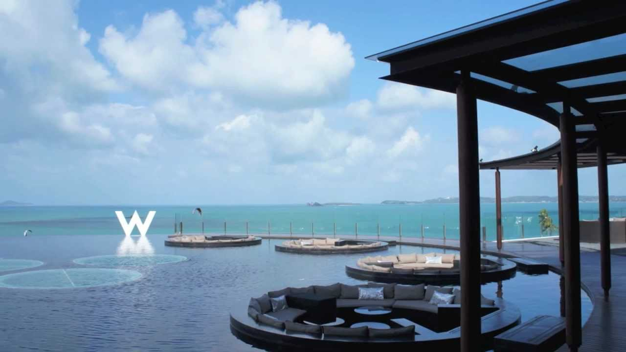 The best hotel in koh samui w retreat youtube for Hotels koh samui