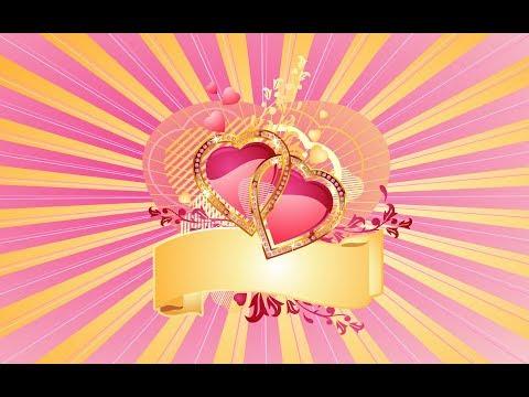 Поздравление С днем ВСЕХ Влюблённых! - Смотреть видео без ограничений