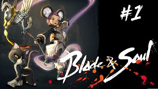 Blade & Soul Alpha - Summoner Gameplay / Leveling - Part 1 - 1080p 60 FPS Walkthrough