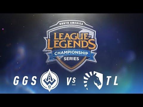 GGS vs. TL - Week 5 Day 2   NA LCS Spring Split   GGS vs. TL (2018)
