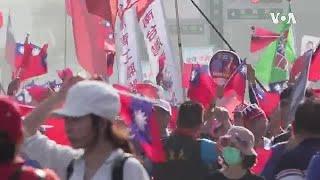 台湾总统大选民调弹的是什么调?