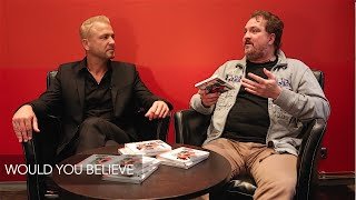 Jonas Berggren and Ulf Ekberg on writing and recording the tracks o...