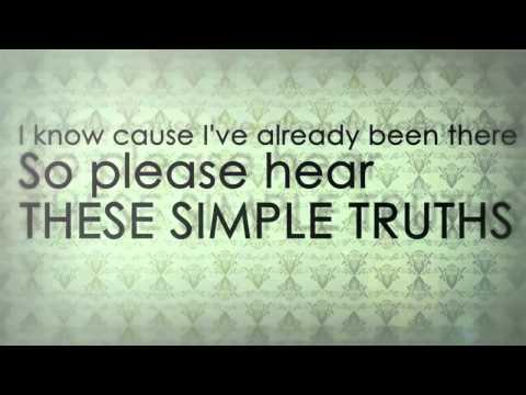 "Sidewalk Prophets - ""The Words I Would Say"" with Lyrics"