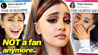 Tiktoker GETS MADE FUN of By Ariana Grande?! *HER RESPONSE*