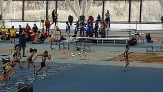 Gambar cover Sara Barba. 60 vallas de la combinada. 8.75 17 Marzo 2018 Sabadell