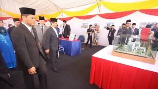 TDM Berhad | Majlis Pecah Tanah Hospital Pakar Kuala Terengganu