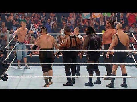 Download John Cena did The Impossible & defeated 5 Monsters - Big Show, Khali, Umaga, Big Daddy V Mark Henry