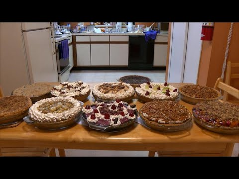 Just desserts, at the National Pie Championships