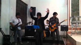 Joshua dela Cruz Band - Two Hands ( Jars of Clay cover)