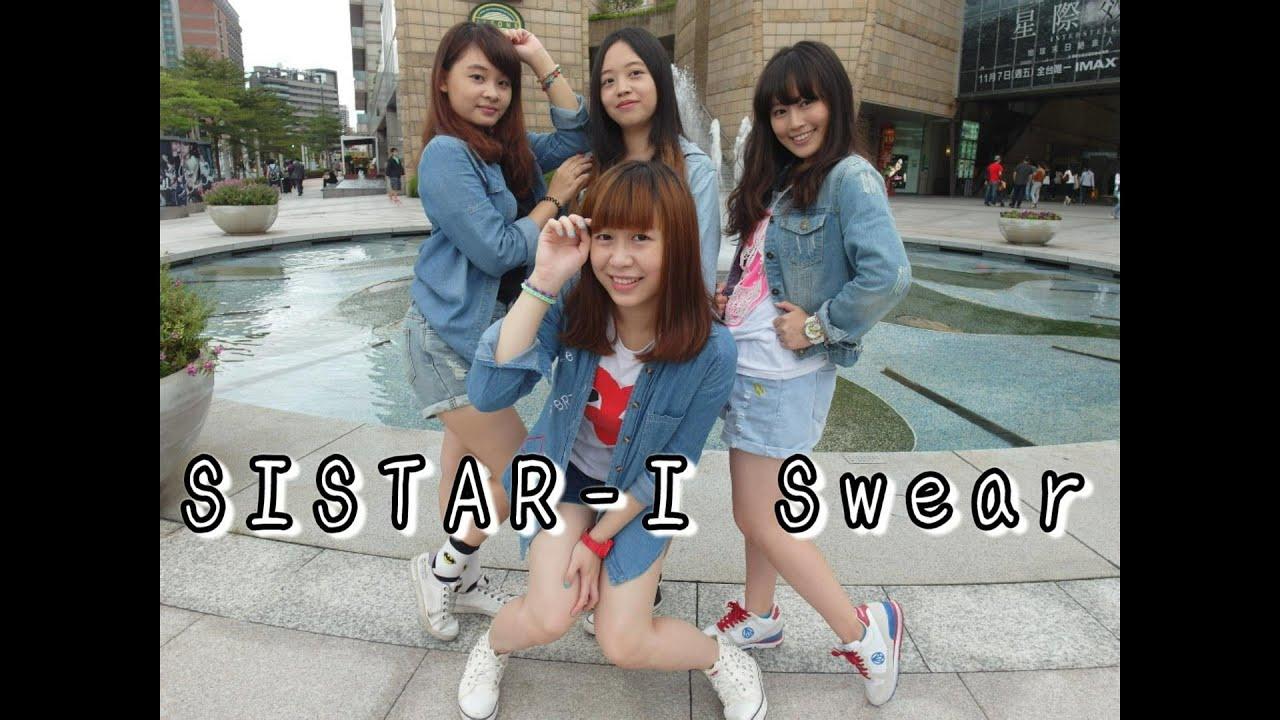 Sistar I Swear Sistar-I Swear dance c...