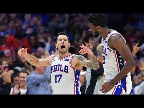 JJ Redick Game Winner! Ross Half Court 3! Vucevic Triple Double! 2018-19 NBA Season