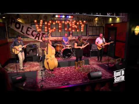 Polecat - Skankles - Live on Band In Seattle