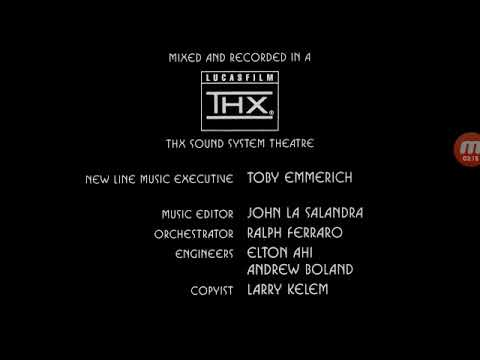 Film Action Credit Movie 1994 New Line - YouTube